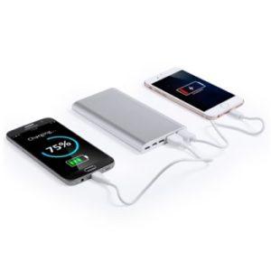 baterias power bank publicidad