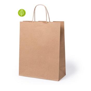 bolsa de papel promocional