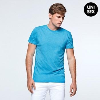 camiseta colores 65poliester 35algodon