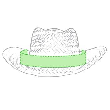 marcaje sombrero