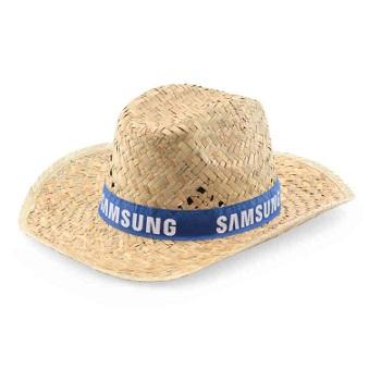 sombrero paja calidad promocional